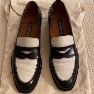 Salvatore ferragamo vintage loafers